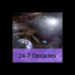 Radio 24-7 Niche Radio - Decades