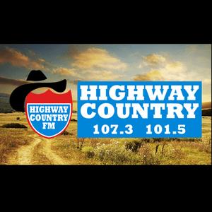 Radio KIXF - Highway Country 107.3 FM