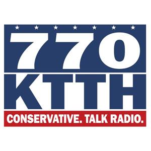 Radio KTTH AM 770