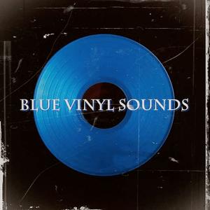 Radio blue vinyl sounds