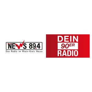 Radio NE-WS 89.4 - Dein 90er Radio