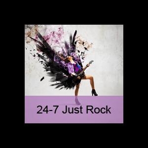 Radio 24-7 Niche Radio - Just Rock