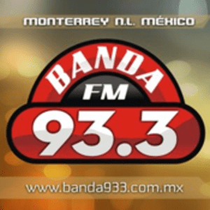 Radio Banda 93.3 FM - La Mandona de Monterrey