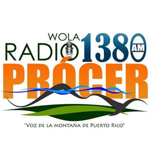 WOLA - Radio Procer 1380 AM