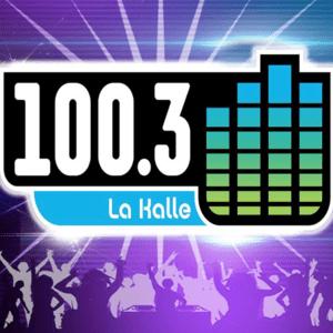 Radio KQMR - La Kalle 100.3 FM