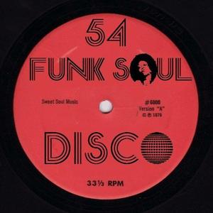 Radio 54-funk-soul-dance