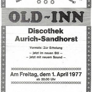 Radio Disco Old Inn In Aurich Ostfriesland