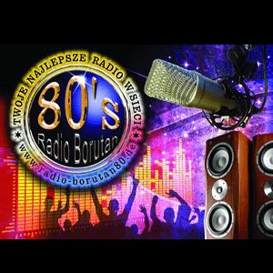 Radio radio-borutan80