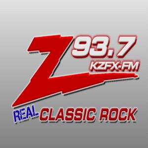Radio KZFX Z-93.7 FM The Super Rock